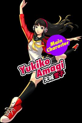 Main Character:天城雪子