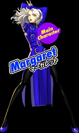 Main Character:マーガレット