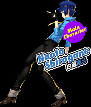 Main Character:白鐘直斗