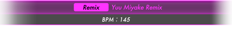 Remix BPM:145