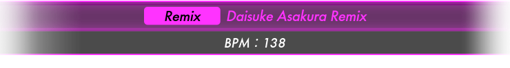 Remix BPM:138