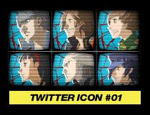 Twitterアイコン#01
