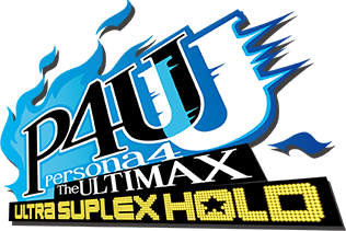 P4U Persona4 The ULTIMAX ULTRA SUPLEX HOLD
