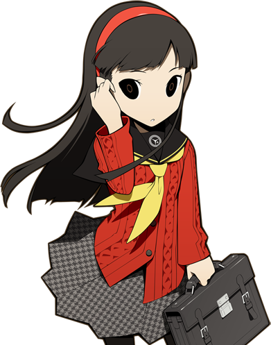 キャラクター[天城雪子] PQ - ペルソナQ シャドウ オブ ザ ラビリンス - 公式サイト